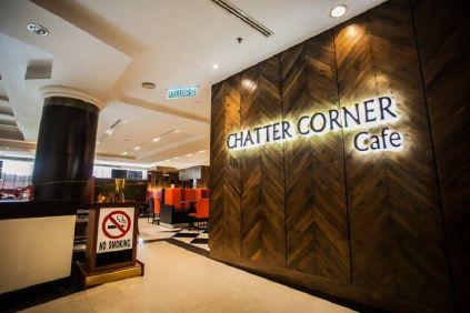 Chatter Corner 2
